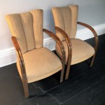 1930s cocktail chairs