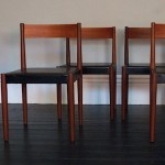 Frem Rojle dining chairs