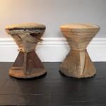 Waisted-shaped stools